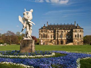 Großer garten  Das schöne Detail ... :: Figur und Relief/Dresden/Skulptur und ...