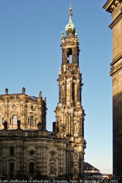 gottesdienst hofkirche dresden heute
